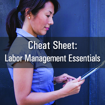 Labor Management Cheat