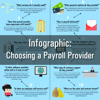 Payroll Infographic