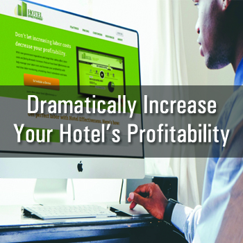 Increase Hotel Profitability
